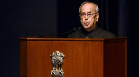 Thought Sonia would make Singh President, I could be Prime Minister: Pranab Mukherjee