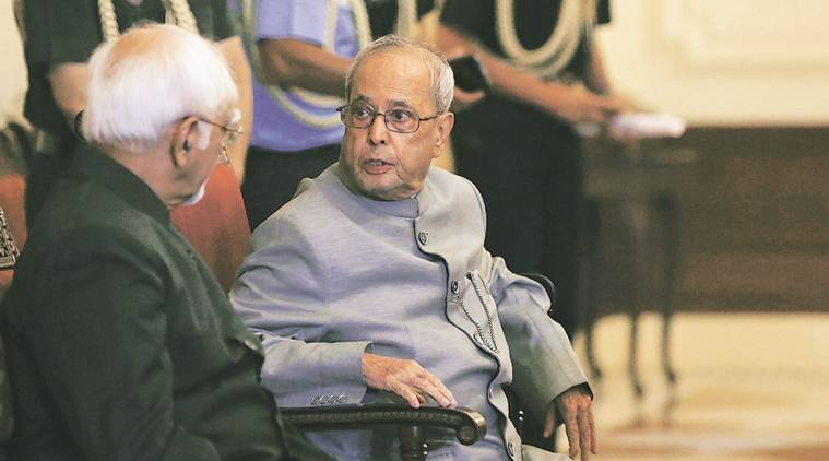 pranab mukherjee, pranab mukherjee farewell, presidential polls, Members of Parliament , india news
