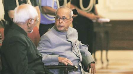 MPs to give President Pranab farewell on July 23