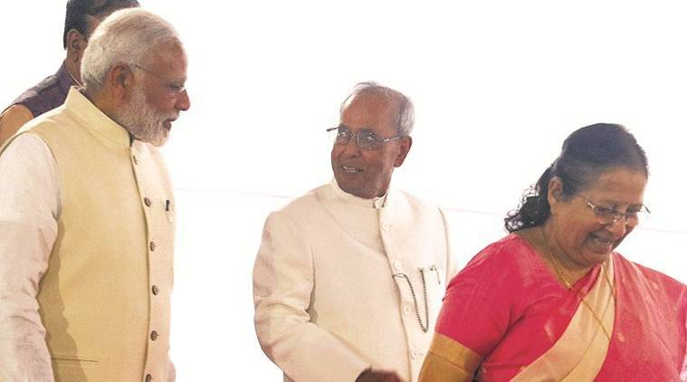 Pranab Mukherjee, Pranab Mukherjee farewell, Pranab Mukherjee farewell function, ordinance, Parliament, india news