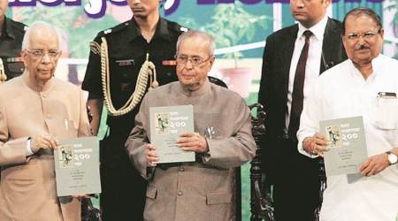 In a multi-party system, one should provide an atmosphere for open discussion, says PranabMukerjee