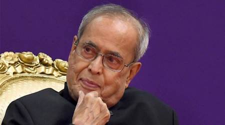 Former President Pranab Mukherjee to be chief guest at AMU's Sir Syed Day