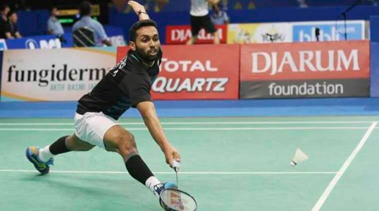 us open grand prix gold, hs prannoy, parupalli kashyap. us open gpg final, badminton india, badminton news, sports news, indian express