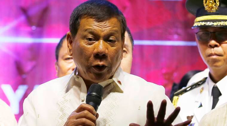 Duterte keeps open pit mining ban in policy clash