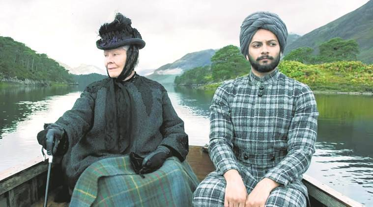 Ali Fazal, Victoria & Abdul, Queen of England, Abdul Karim, Judi Dench, Indian express, India news, latest news