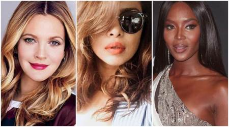 Priyanka Chopra, Drew Barrymore, and Naomi Campbell love their lipstick, here is why. Seephotos