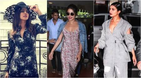 Happy birthday, Priyanka Chopra: The Baywatch star's 10 best casual looks of 2017