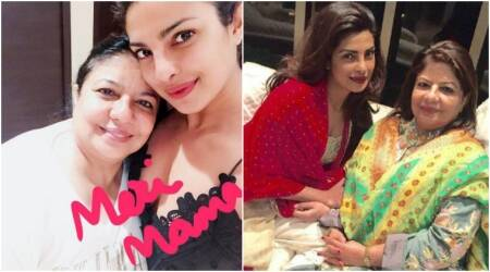 Madhu Chopra on Priyanka Chopra: She's working too much. I want her to be adventurous, take risks in her personal life