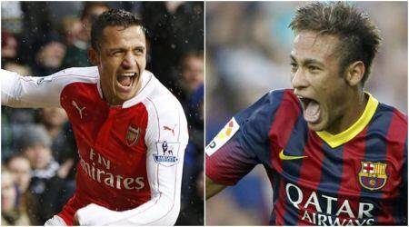 PSG confident of signing Neymar and Alexis Sanchez