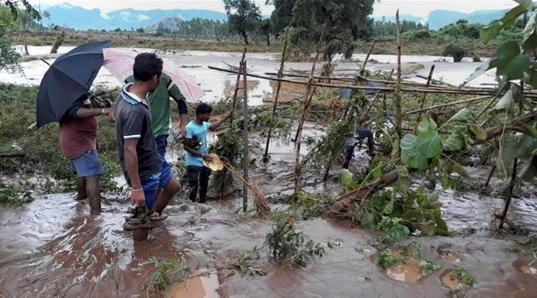 Flood situation in Bengal improves; 7 dead in Odisha