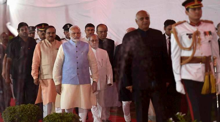 GST Lunch, GST rollout, GST across world, GST other countries, GST Narendra Modi, Historic launch, Midnight meeting GST, Indian express, India news, Latest news
