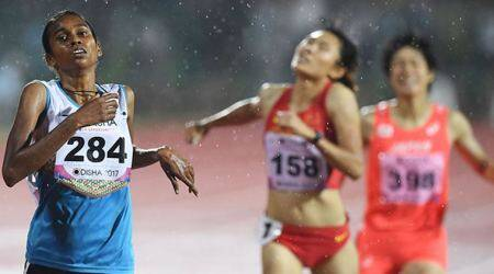 pt usha, pu chitra, iaaf, athletics india, sports news, indian express