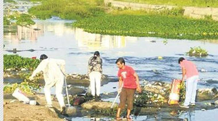 Pune Rivers, Mutha Riverbank, Pune River Bank, River Bank Pune, Pune News, Latest Pune News, Indian Express, Indian Express News