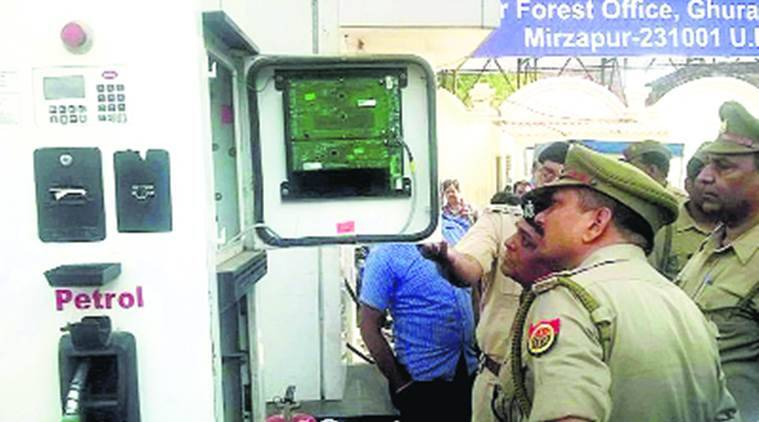 fuel stations, cheating fuel stations, lucknow fuel stations, fuel stations fraud, punjab news