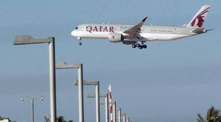 Qatar flight diverted to Goa after pilot falls ill mid-air