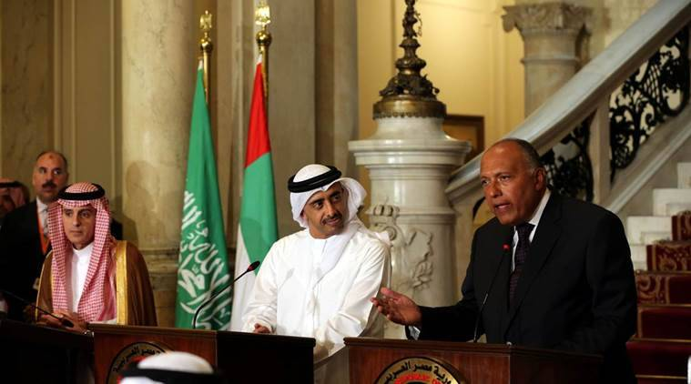 nila dam, Sameh Shoukry, egypt, foreign minister, addis ababa, nile river, nile river dam project, ethiopia, world news, africa news, indian epxress