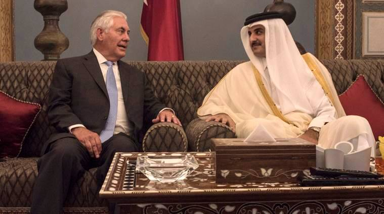 Rex Tillerson, Rex Tillerson qatar, US qatar, Gulf countries, trump, trump adminstration, latest news, latest world news