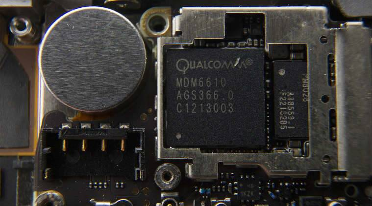 Apple, Qualcomm, iPhone, Apple vs Qualcomm, Qualcomm results, Qualcomm profits, Apple vs Qualcomm patent war, Apple Qualcomm controversy, Apple payment Qualcomm, Apple royalty Qualcomm, smartphones, technology, technology news