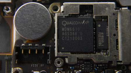 Qualcomm forecasts steep decline in profit amid legal battle with Apple