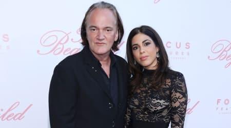 Quentin Tarantino engaged to girlfriend DanielaPick