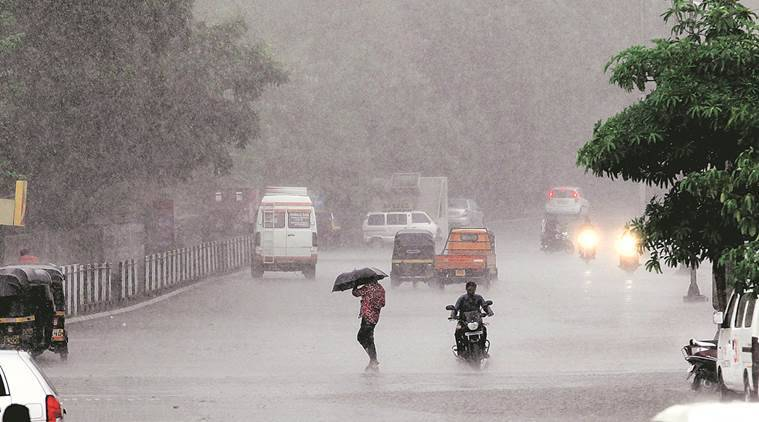 heavy rain, heat waves, rise in world temperature, world's temperature increase, temperature rise, science news, latest science news, indian express, indian express news