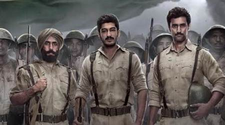 Raag Desh movie review: The stagey treatment lets it down