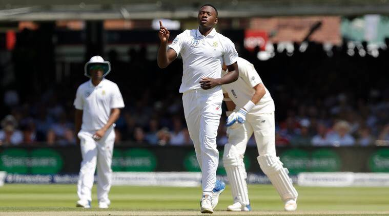 Rabada suspended for second Test between England and South Africa