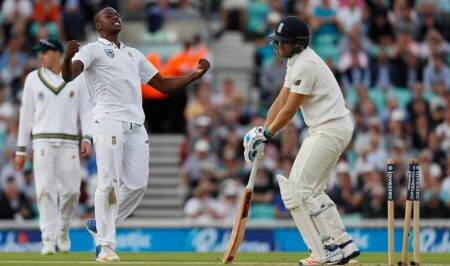 England vs South Africa: Kagiso Rabada roars back to action with vicious yorker, watchvideo