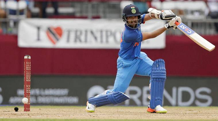 Ajinkya Rahane, Rahane stats, India vs West Indies, Ind vs WI, Cricket news, Indian Express