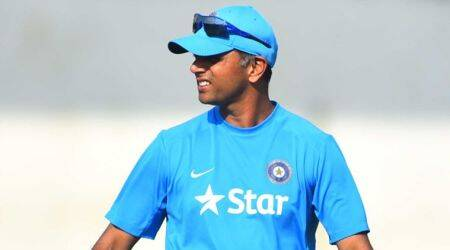 Rahul Dravid shows great gesture after India's loss to Nepal in U-19 Asia Cup