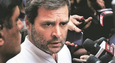 Amethi highway widening: Houses, shops demolished but 'no relief paid', Rahul Gandhi to visit NHAI office today