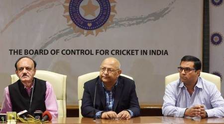 BCCI, CoA, CK Khanna, Amitabh Chaudhry, Rahul Johri, Cricket news, Indian Express