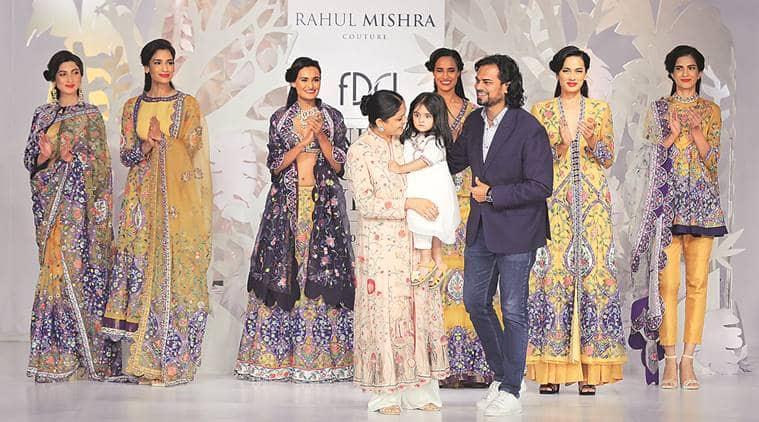 Rahul Mishra, India's India Couture Week, Fashion Design Council of India, Parizaad, India news, national news, latest news