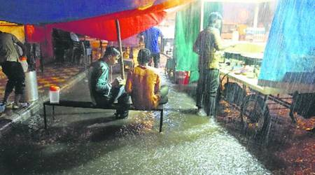 Gujarat, Gujarat, monsoon, Gujarat rain, latest news, indian express