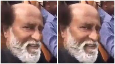 Rajinikanth's first selfie video in his Ferrari during US visit will give you goals, watch video