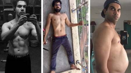 Rajkummar Rao undergoes transformation again, gains 11 kg for web-series Bose. See photo