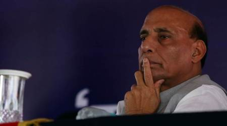 Here's why cops went on mass leave during Rajnath Singh's visit to Jodhpur