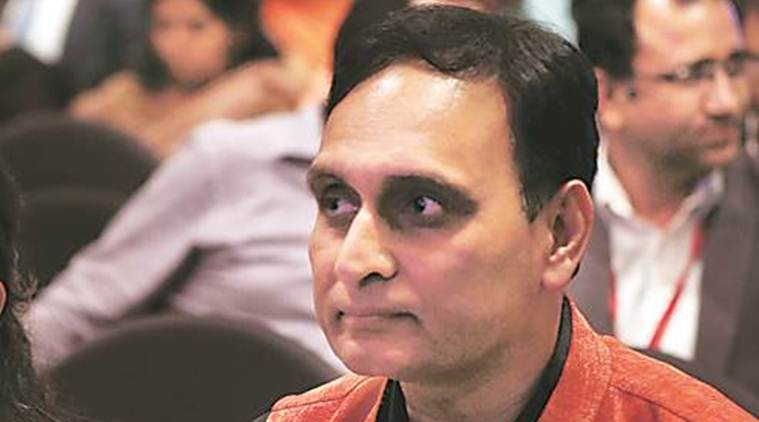 rakesh sinha, du professor, west bengal, indian express