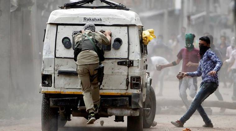 Curfew imposed in major parts of south Kashmir, Tral sealed