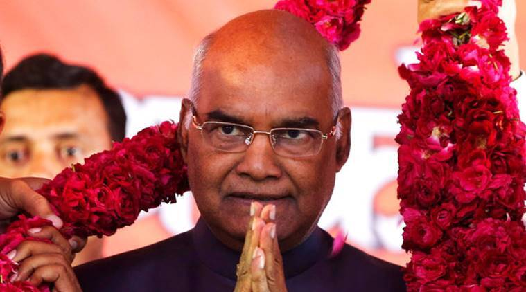 president Ram Nath Kovind, Ram Nath Kovind, Meira Kumar, President polls, President election, maximum votes, votes, UP, Kerala, Indian Express News