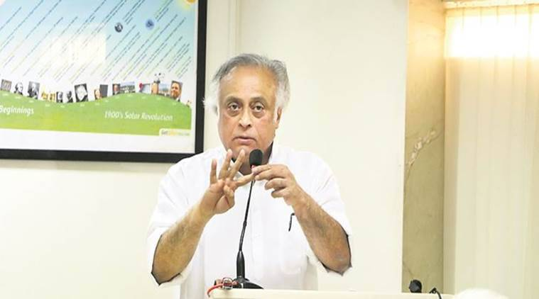 Jayram Ramesh on Paris accord, Paris climate change accord, Paris accord in India's interest, India News, Indian Express News
