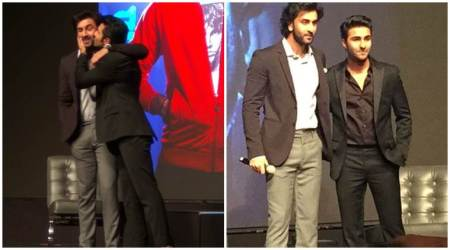 Ranbir Kapoor on launching cousin Aadar Jain, YRF's new talent: I don't know why all of us in the family act