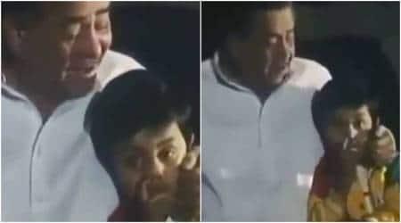 Watch video: Raj Kapoor singing 'Awara Hoon' to grandson RanbirKapoor