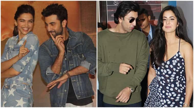 Ranbir Kapoor, katrina kaif, jagga jasoos, ranbir katrina, ranbir katrina breakup, Deepika Padukone