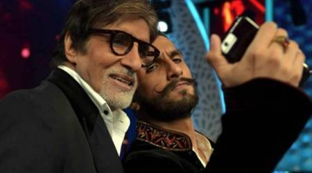 Ranveer Singh to Amitabh Bachchan: I'm blessed that you even know I exist!'