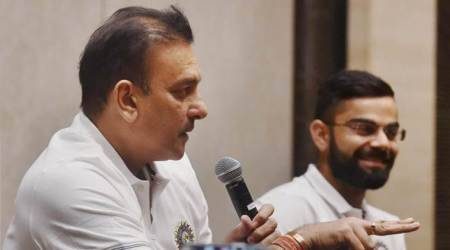 Motivation to maintain no. 1 Test rank enough for India in Sri Lanka, says Ravi Shastri