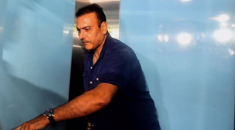 ravi shastri, india coach ravi shastri, ravi shastri salary,BCCI, Indian cricket, sachin tendulkar, rahul dravid, zaheer khan, sanjay bangar, bharat arun, indian sports, indian express