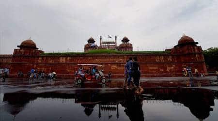 Delhi: Relief as rains bring temperature down, thundershowersexpected