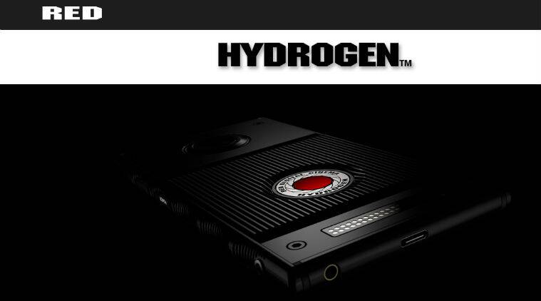 RED Hydrogen One is the world's first holographic phone
