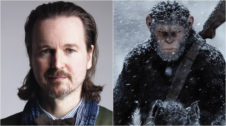 matt reeves, war of the planet of the apes, caesar, andy serkis